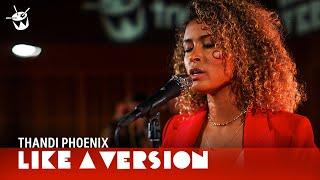 Thandi Phoenix covers Portishead 'Glory Box' for Like A Version