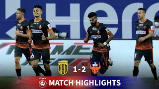 Highlights - Hyderabad FC 1-2 FC Goa - Match 43 | Hero ISL 2020-21