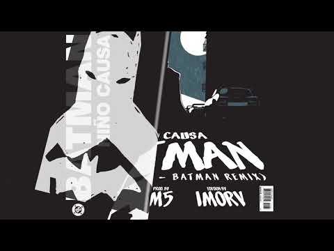 DUKI aka NIÑO CAUSA | BATMAN (Jaden Smith - Batman Remix) prod. M5
