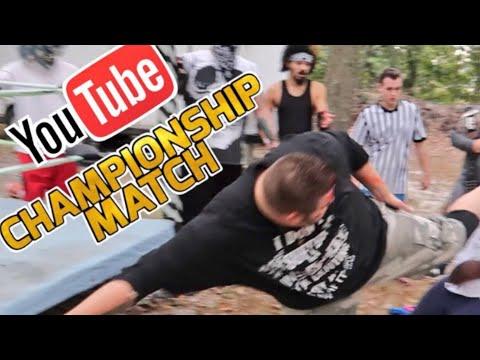 Ultimate Backyard Youtube Championship Challenge - Halloween Game Master Stage 6