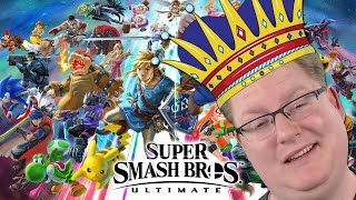 Wer stürzt King Pedda? - Super Smash Bros. Ultimate