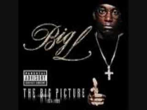Big l - One day in 99 freestyle