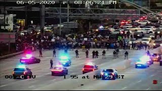 Protests Held In South Florida