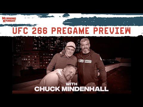 UFC 266 Pregame Preview | Morning Kombat