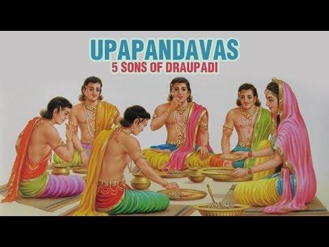 Upapandavas - 5 Sons Of Draupadi  | ARTHA | AMAZING FACTS