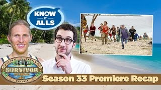 Survivor Know It Alls | Millennials vs Gen X PREMIERE Recap