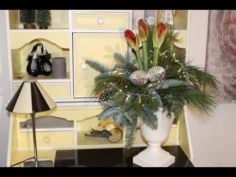 diy home schnelle weihnachtsdeko doovi. Black Bedroom Furniture Sets. Home Design Ideas