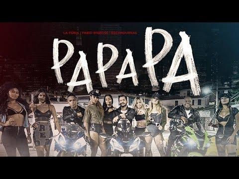 Pa Pa Pa - La Fúria ft. Fabio BigBoss e Escandurras (Clipe Oficial) | FitDance Specials