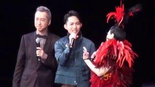 20160109 2016超級巨星紅白藝能大賞 林宥嘉 (錄影)