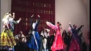 Folclore Andaluz 81 Fandango de Cuevas de Almanzora (Almeria)