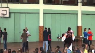 Výchovný koncert - folklorista - 2. stupeň - 2. časť - 2011/2012