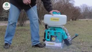видео Распылители бензиновые