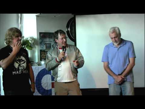 RJ Mical, Carl Sassenrath, Dave Haynie speak at Amiga30.eu