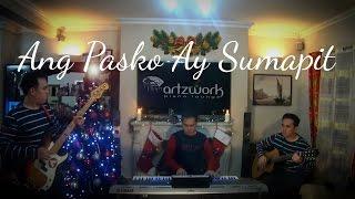 Video Ang Pasko Ay Sumapit - instrumental by artzkie download MP3, 3GP, MP4, WEBM, AVI, FLV Juni 2018
