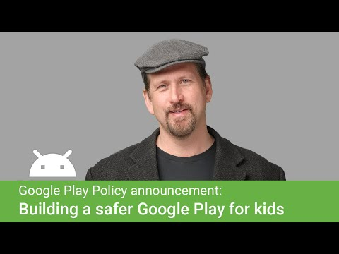 Building a Safer Google Play for Kids