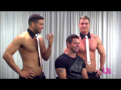 Men of the Strip: 98 Degrees Alum Jeff Timmons Previews Las Vegas Reality Movie With Hunky, Shirtles