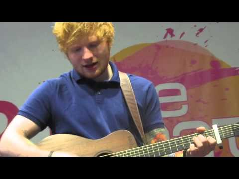 Episode 56 :Ed Sheeran Acoustic Red Tour Ft. Isaac Hanson