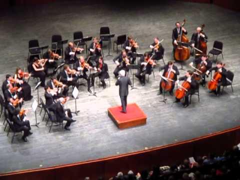 Vladimir Spivakov and Moscow Virtuosi Chamber Orchestra at NJPAC-2. Tchaikovsky.