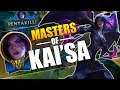 MASTERS OF KAI'SA | INSANE PLAYS MONTAGE | League of Legends
