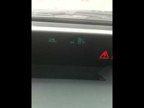 Prius 2005 Dead Battery Behavior