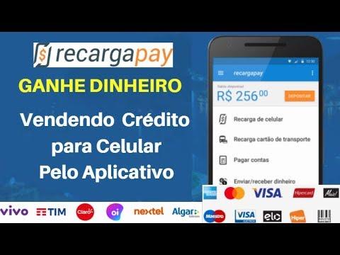 Recarga Pay - Recarrega Celular, Bilhete Único e Paga Contas #PagamentosMóveis #AppseDicas