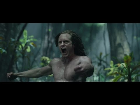 The Legend of Tarzan - Trailer