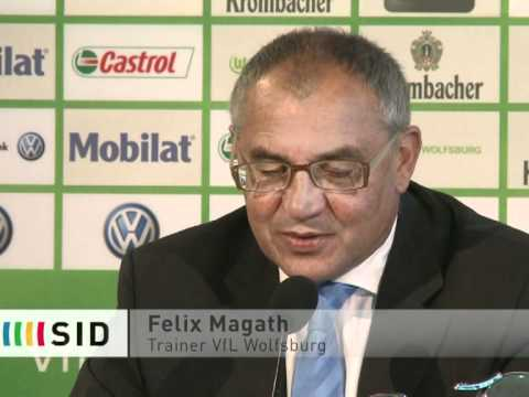 Felix Magath Co Trainer
