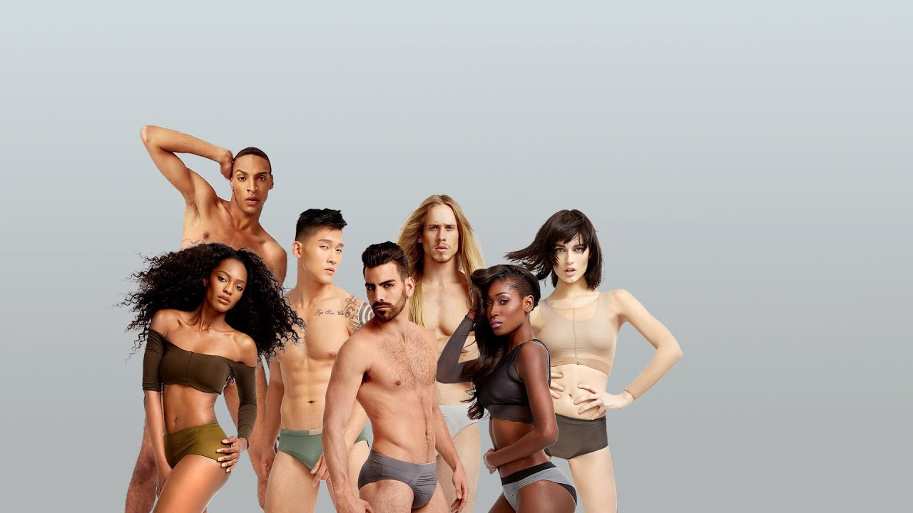 Americas next top model naked footage