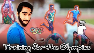 Training for Olympic/Olympic funny moments highlights