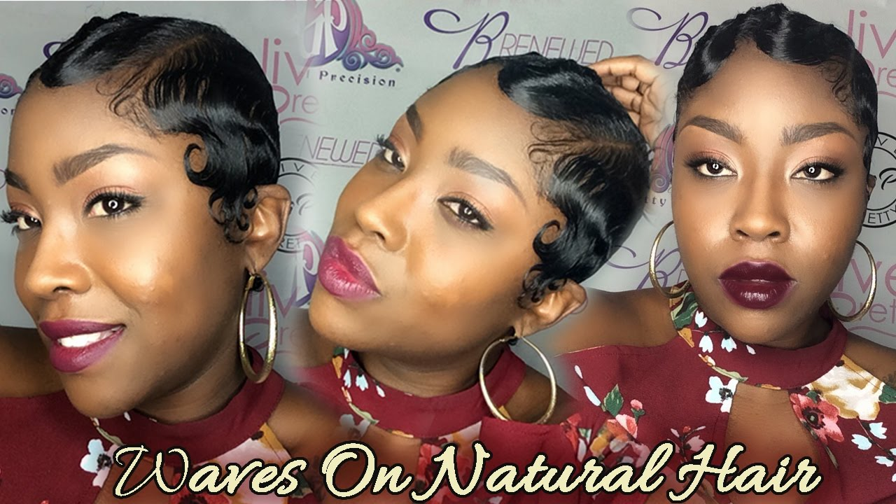 short hair styles for natural hair how to wave 3c hair nairobi foam wrap 8727 | maxresdefault