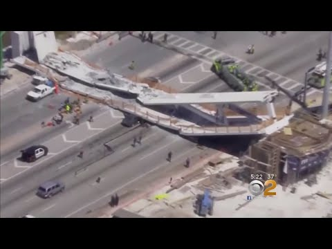 Death Toll Expected To Rise In Florida Bridge Collapse