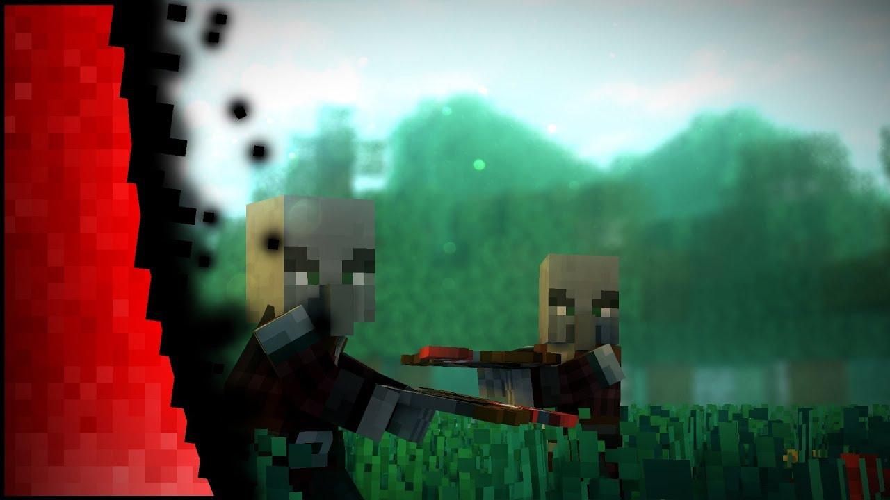 PILLAGER & RAID Sound Effects  Minecraft Sound Packs