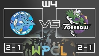 Kilbride Kingdras WPCL Week 4: vs East Harlem Tornadus' thumbnail