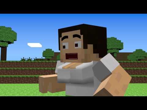 I got BOOBS  [Minecraft Animation]