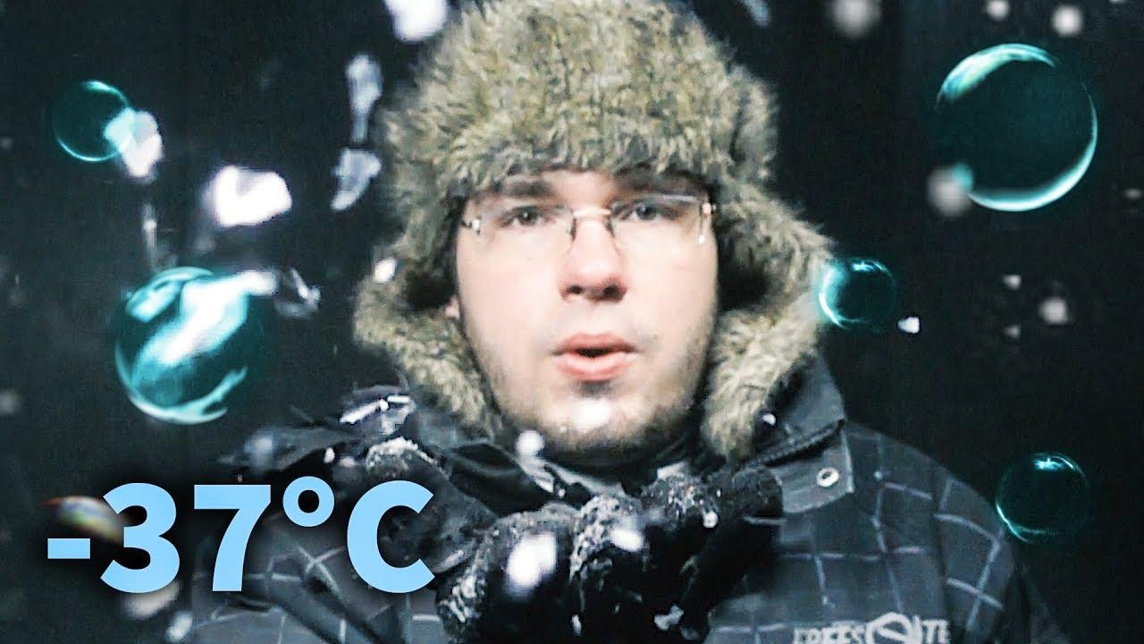-37°C ❄️ EXTREMALNA KOMORA NISKICH TEMPERATUR!!! ❄️