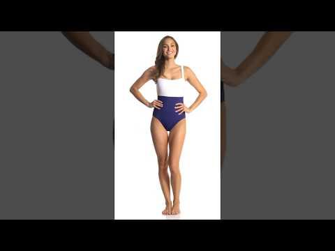 lauren-ralph-lauren-jersey-blocking-underwire-one-piece-swimsuit- -swimoutlet.com