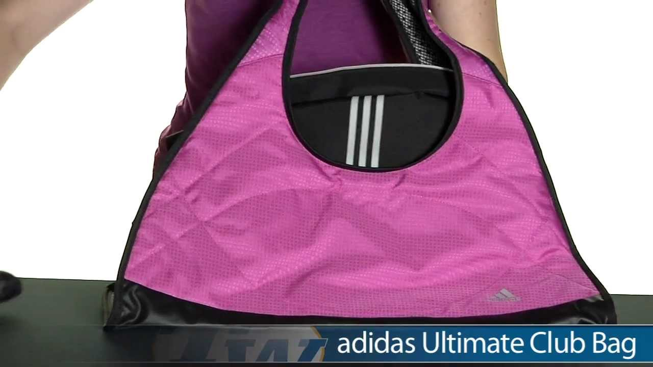 2314379d6cd9 Adidas Ultimate Club Bag - YouTube
