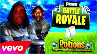 Halsey - Without Me ft  Juice WRLD (Fortnite Song Parody