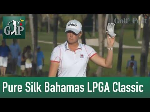 Pure Silk Bahamas LPGA Classic 2014 - Finale