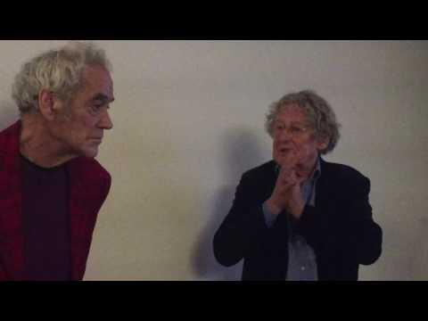 Gerben Hellinga en Pieter Verhoeff over Rudy Schokker Huilt niet meer