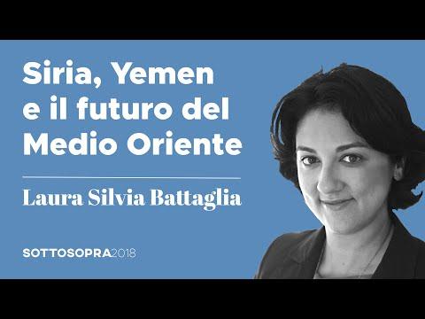 Siria, Yemen e il futuro del Medio Oriente - Laura Silvia Battaglia // Sottosopra
