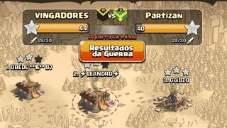 Clash of clans | VINGADORES ⭐ 44 X 40 ⭐ Partizan | th 11 strategy