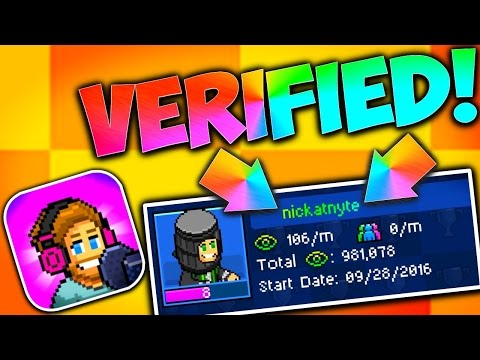 I'M VERIFIED! PewDiePie Tuber Simulator Rainbow Name!