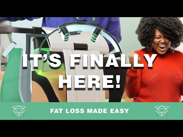 The Newest Alternative for Fat Loss | FDA Market Cleared | No Surgery, No Pain, No Side-effects.