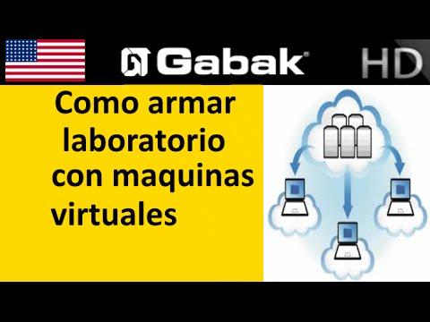 Como armar tu laboratorio de computadoras virtuales en red - Virtualbox hypervisor tipo 2