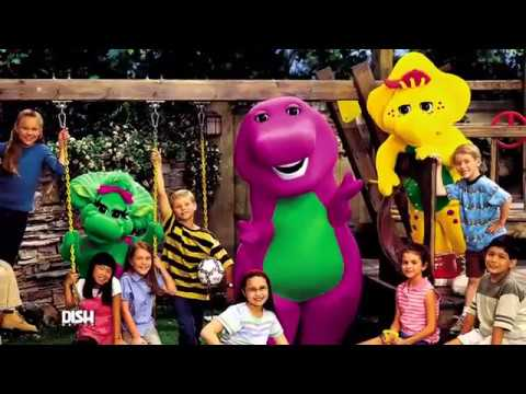 BARNEY THE DINOSAUR IS NOW A TANTRIC SEX HEALER