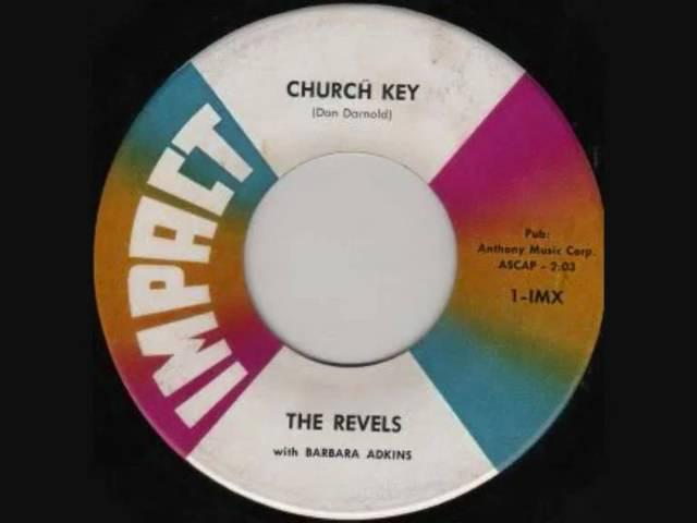 The Revels - Church Key. - YouTube