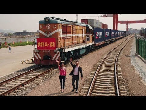 New Silk Road - From Yiwu to the World