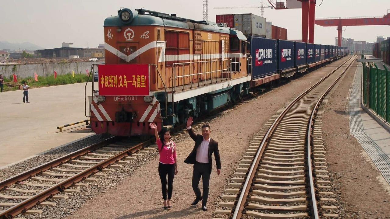 Jalur Sutra Baru (1): Dirancang Cina, Berakhir di Kota Pelabuhan Duisburg Eropa