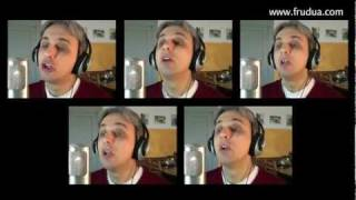 How To Sing a cover of Girl Beatles Vocal Harmony Lesson Tutorial